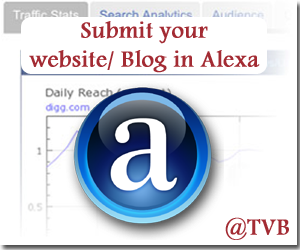 How To Submit My Website/Blog To Alexa ? ( Step By Step Tutorial)