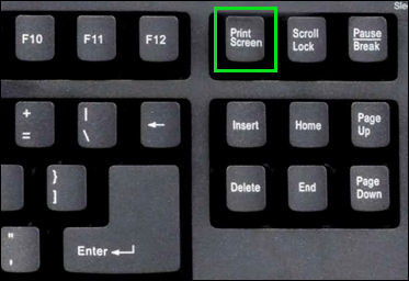 Use Lightshot By Print Screen Button