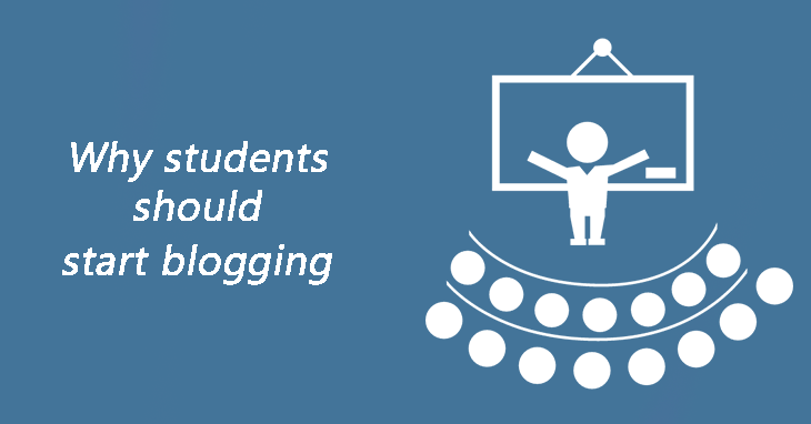 benifits of bloggingr for students